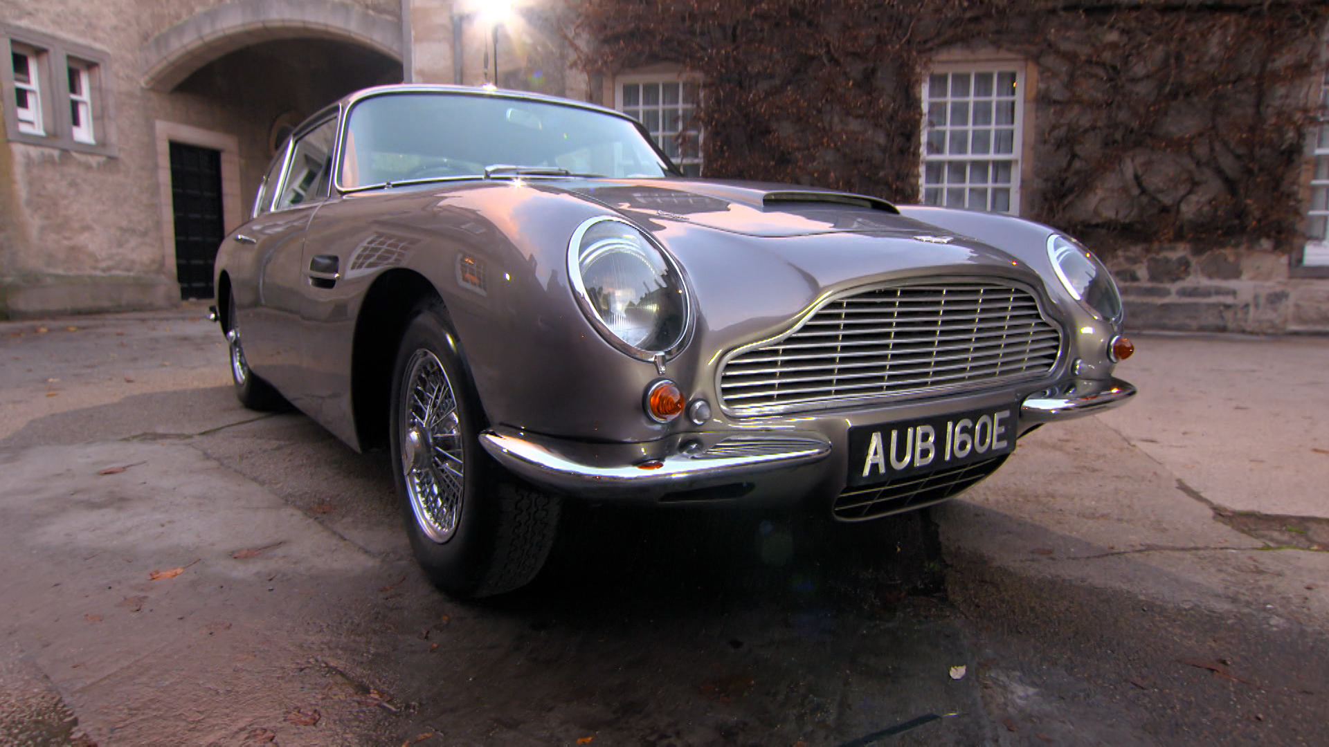 Aston Martin Db6 National Geographic For Everyone In Everywhere